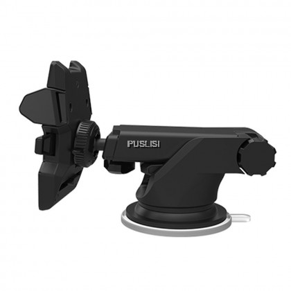 Car Phone Holder 360 Rotating Windshield Dashboard Mount Long neck for iphone sumsung huawei xiaomi oppo