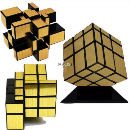 SHENGSHOU Mirror Magic Ultra-smooth Professional Speed Cube Puzzle