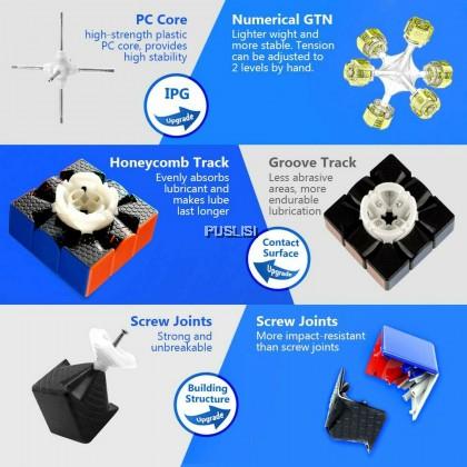 GANCube Original GAN 356RS 356 RS Speed Cube 3x3x3 Rubiks 2020 VERSION