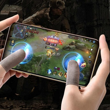 Mobile Game Finger Sleeve Screen Gaming Controller Touches Screen Finger Sleeve For Pubg