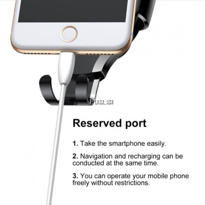 Baseus Universal Car Mount Suction Cup Car Dashboard Phone Holder Stand for iPhone 8 X Xiaomi