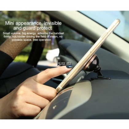 Baseus Universal 360 Rotating Car Holder Magnetic Air Vent Mount Mobile Stand Phone Holder For iPhone Samsung Huawei Oppo