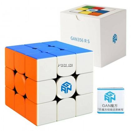 ( New 2020 ) GAN 356RS Speed Cube 3x3x3 Rubiks Cube Magic Cube Rubik Cube Puzzle Toys